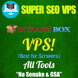 Level 1 - Scrapebox VPS