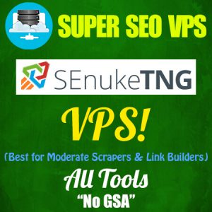 Level 2 - Senuke TNG VPS